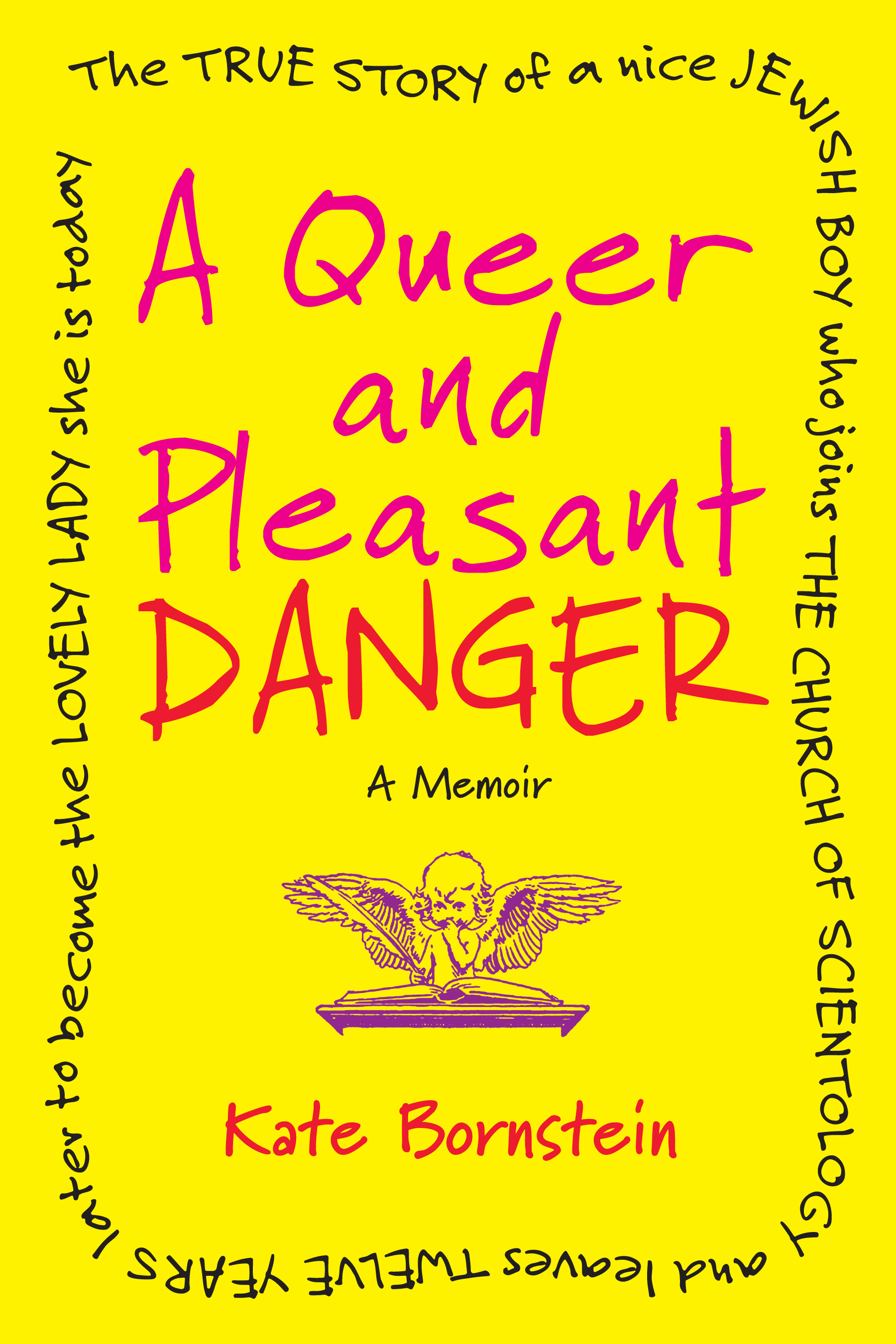 Book Review: <i>Queer and Pleasant Danger</i>