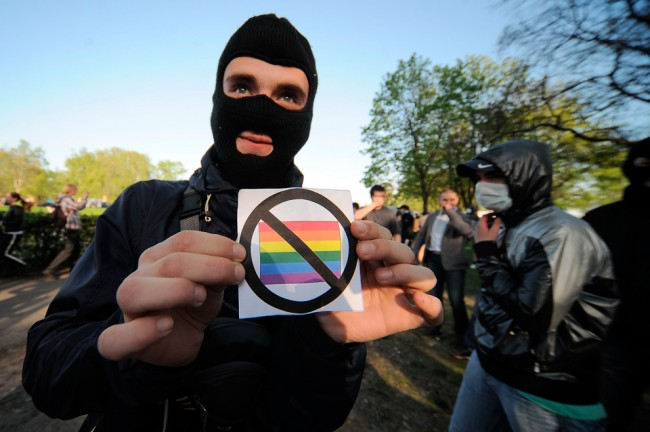 Americans Speak Out Against Russia's Anti-Gay Laws