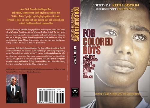Book Review: <i>For Colored Boys</i>