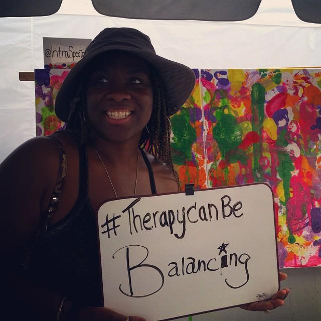 #therapycanbe balancing 2