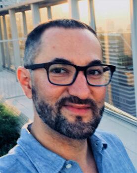 Portrait of Mario Alvarez Serrano