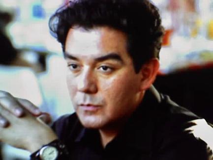 Portrait of Rodrigo Sebastion Torres